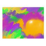 Citrus postcard