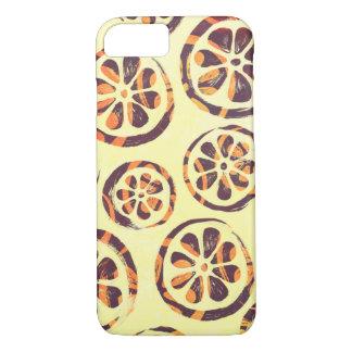 Citrus Slice Pale Sunrise iPhone 8/7 Case