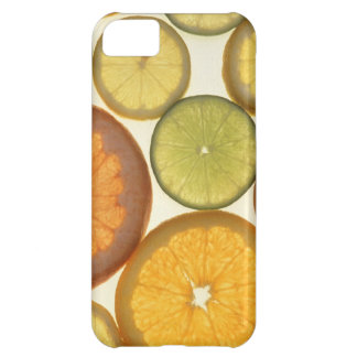 Citrus Slices iPhone 5C Case