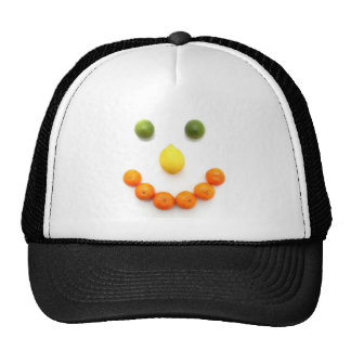 citrus smile cap