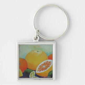 Citrus Splas Key Chain