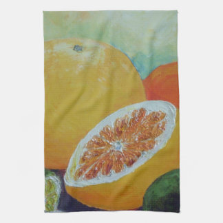 Citrus Splash Kitchen Towel