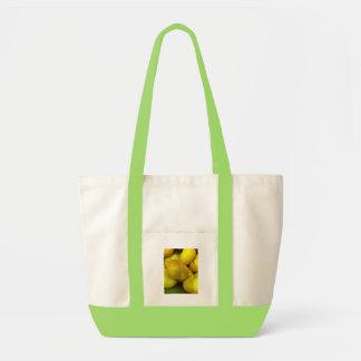 Citrus Squash Tote Bag