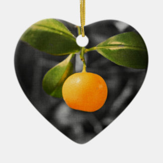 Citrus Tree Christmas Ornament