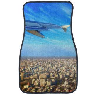 City airport Jorge Newbery AEP Car Mat