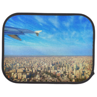 City airport Jorge Newbery AEP Floor Mat