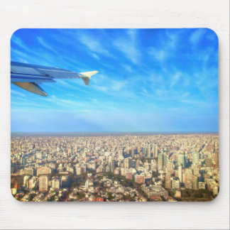City airport Jorge Newbery AEP Mouse Mat