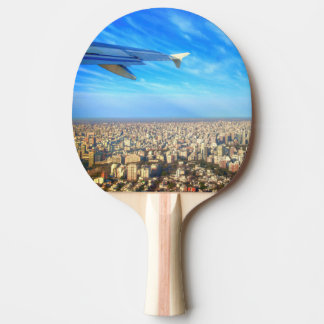 City airport Jorge Newbery AEP Ping Pong Paddle