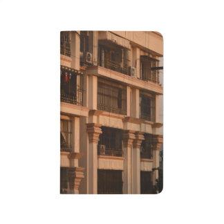 City Apartment Sunset Journal