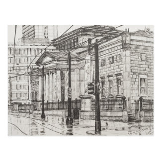 City Art Gallery Manchester. 2007 Postcard