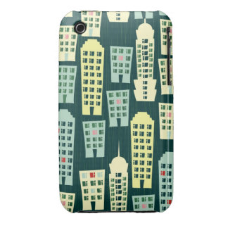 city at night Case-Mate iPhone 3 cases