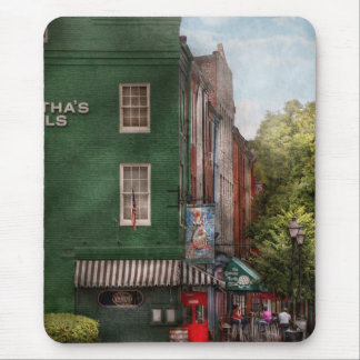 City - Baltimore, MD - Fells Point, MD - Bertha's  Mouse Pad