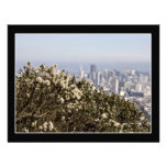 City Behind the Bushes Personalised Invite