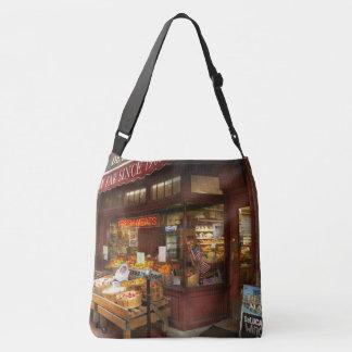 City - Boston Ma - Fresh meats and Fruit Tote Bag