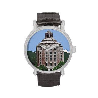 City Building, Asheville, NC Watch