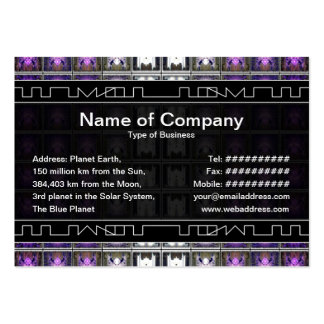 City Business Card Templates