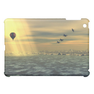City by the sea  iPad mini cases
