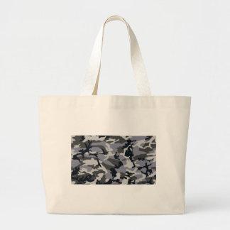 CIty Camo Jumbo Tote Bag