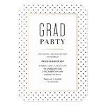 City Chic Graduation Invitation