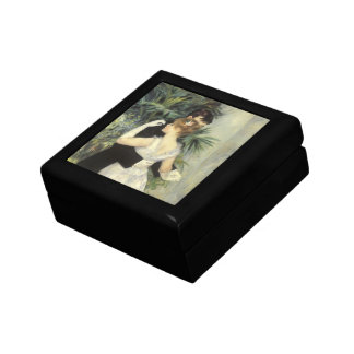 City Dance by Pierre Renoir, Vintage Fine Art Gift Box