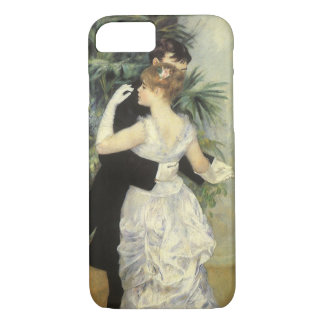 City Dance by Pierre Renoir, Vintage Fine Art iPhone 8/7 Case