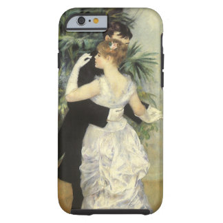 City Dance by Pierre Renoir, Vintage Fine Art Tough iPhone 6 Case