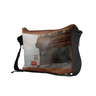 City - Dillon, Montana - Today's my day off - 1942 Messenger Bag
