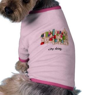 City Dog Dog Shirt