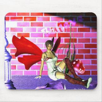 City Fairy MousePad