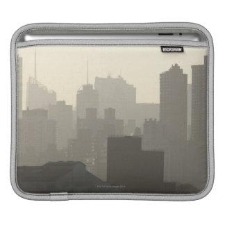 City Fog iPad Sleeve
