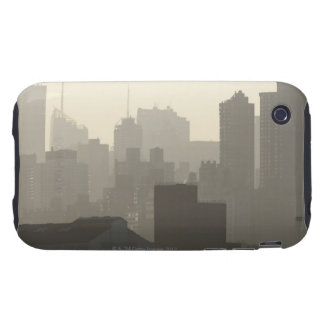 City Fog iPhone 3 Tough Covers