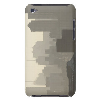 City Fog iPod Touch Cover