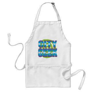 City Geek v3 Apron
