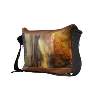City - Germany - Alley - The farmers wife 1904 Messenger Bags