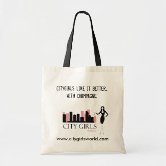 City Girls Champagne Tote