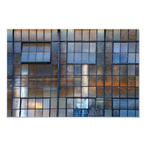 City Glass. Art Photo