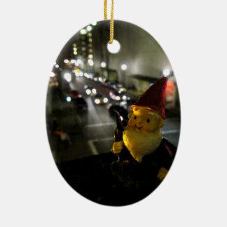 City Gnome Ornaments
