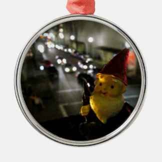 City Gnome Christmas Tree Ornaments