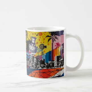 City Graffiti Coffee Mug