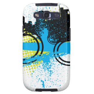 City Graffiti Galaxy SIII Cover