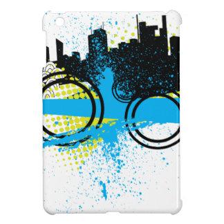 City Graffiti iPad Mini Cover