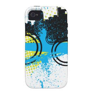 City Graffiti iPhone 4/4S Covers