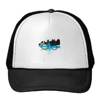 City Graffiti Trucker Hat