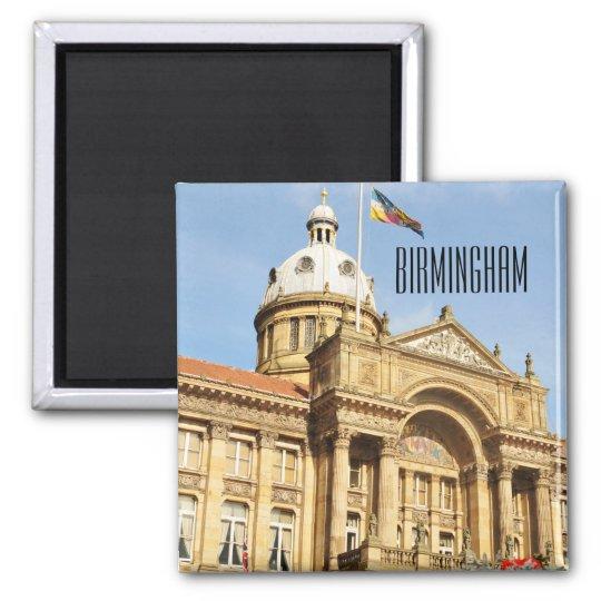 City Hall in Birmingham, England UK Magnet
