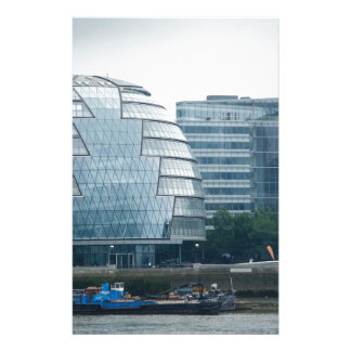 City Hall in London Stationery Design