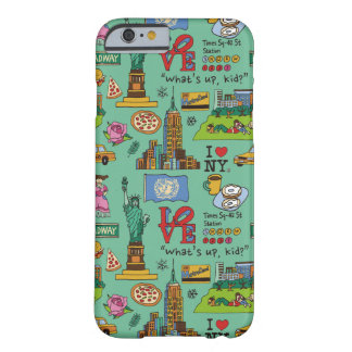 City impression- New York Barely There iPhone 6 Case