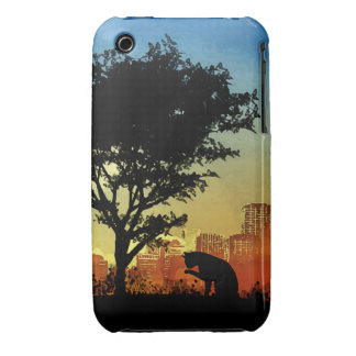 City Kitty Case-Mate iPhone 3 Cases