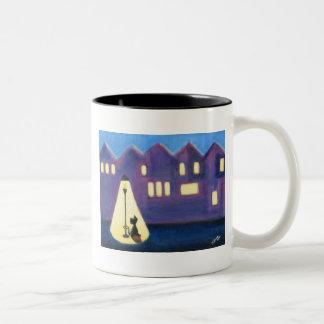 City Kitty Mug