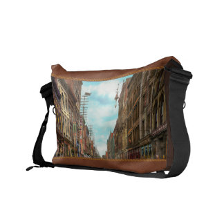 City - Knoxville TN - Gay Street 1903 Courier Bag