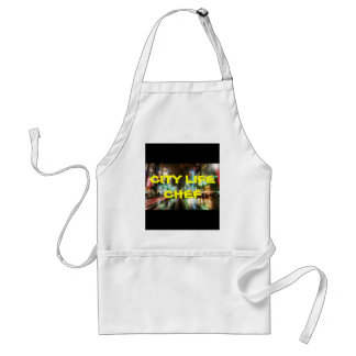 CITY LIFE COLLECTION ADULT APRON